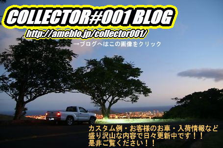 COLLECTOR BLOG
